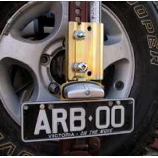 Arb 5700060 Accesorios Parachoques Trasero