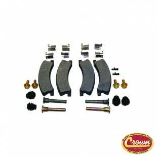 Crown Automotive crown-5093183MK Frenos y Piezas
