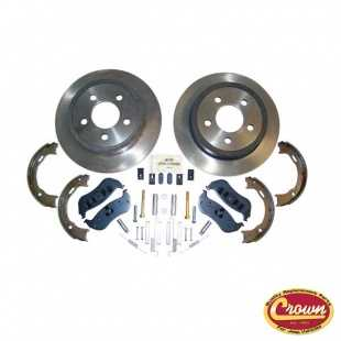 Crown Automotive crown-52128411K Frenos y Piezas