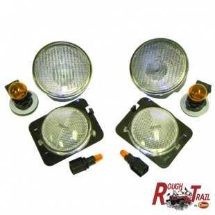 Crown Automotive crown-JK-CR-4 Iluminacion y Espejos