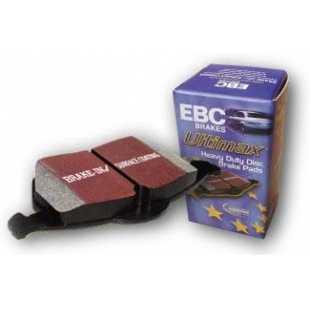 EBCDP1280 Pastillas de freno