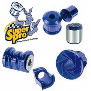 Silentblock poliuretano SuperPro KIT120K
