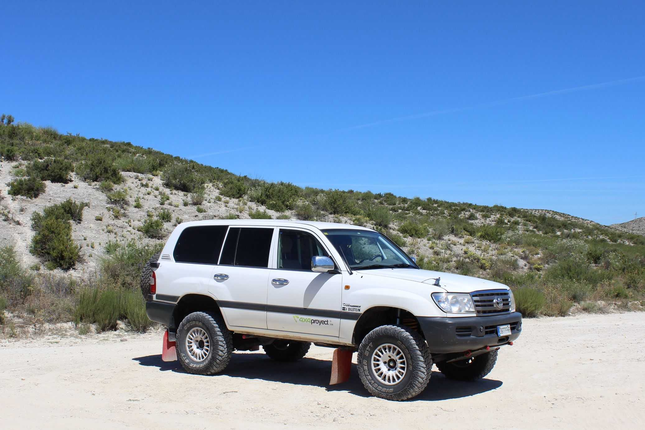 Kekurangan Toyota Land Cruiser 105 Review